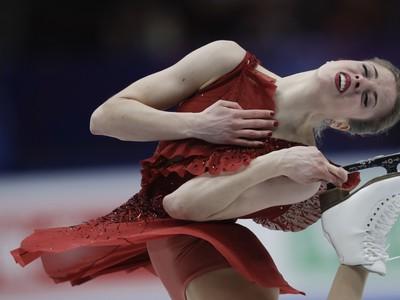 Domáca víťazka Carolina Kostnerová