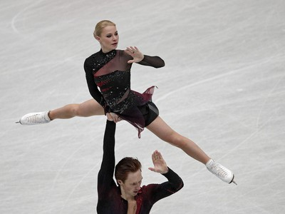 Vladimir Morozov a Jevgenija