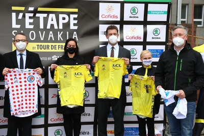 Predstavenie nových cyklistických pretekov