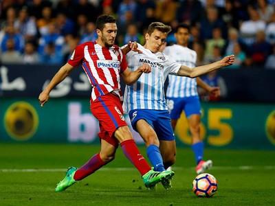 Atlético po výhre nad