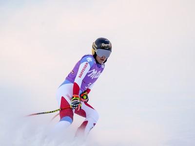 Švajčiarka Lara Gutová