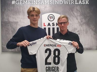 Šestnásťročný Griger prestúpil z
