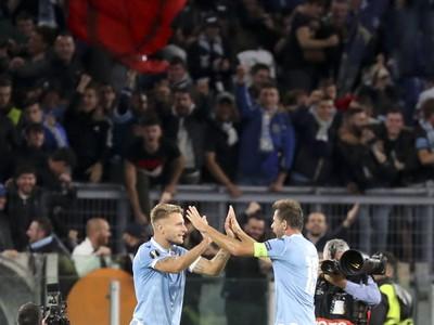 Hráči Lazio Rím