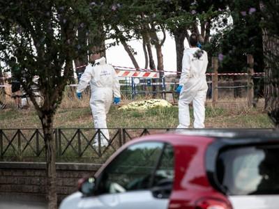 Talianskom otriasla smrť šéfa ultras Lazio Rím