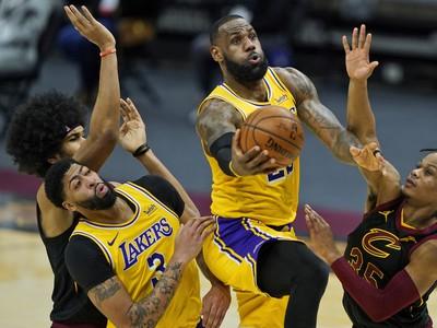 Hráč Los Angeles Lakers