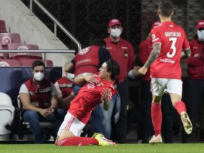Darwin Nunez a jeho gólové oslavy