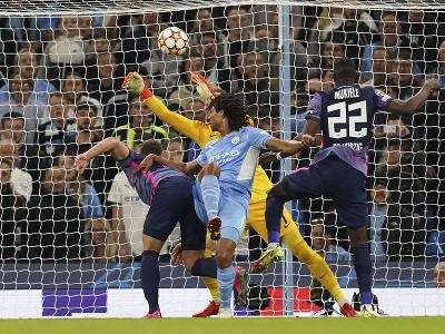 Nathan Aké dáva svoj premiérový gól v Lige majstrov
