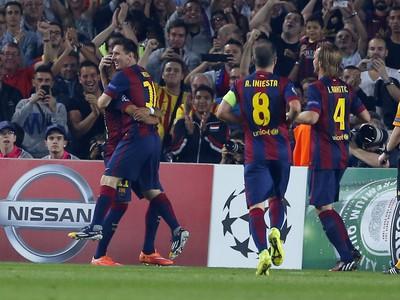 Neymar, Messi a spol.