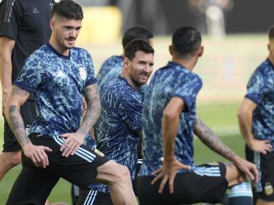 Futbalisti Argentíny