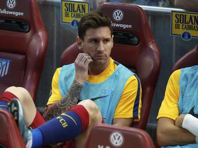 Lionel Messi ešte na