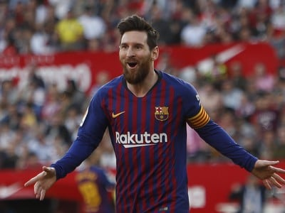 Lionel Messi a jeho
