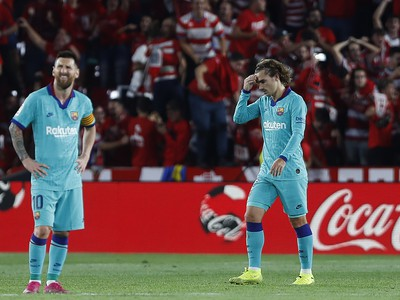 Lionel Messi a Antoine