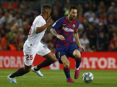 Lionel Messi a Fernando
