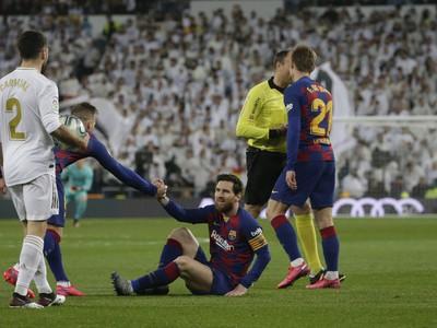 Lionel Messi sa zbiera