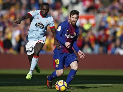 Lionel Messi a Pione