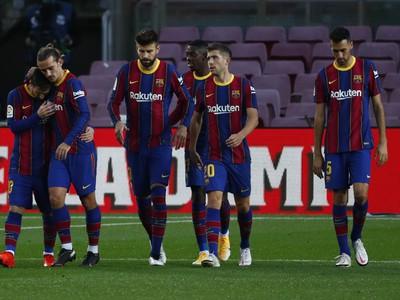 Futbalisti FC Barcelona