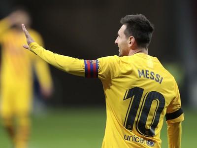 Hviezda FC Barcelona Lionel