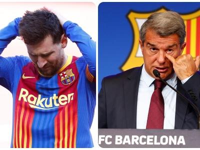 Lionel Messi a prezident