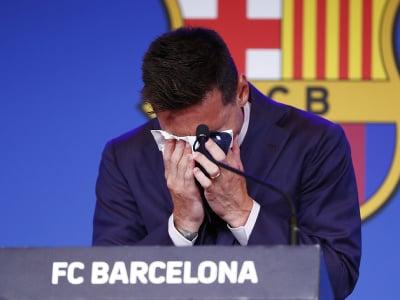 Lionel Messi sa s