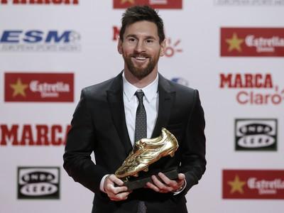 Lionel Messi si štvrtýkrát