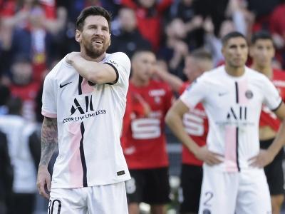 Lionel Messi v drese