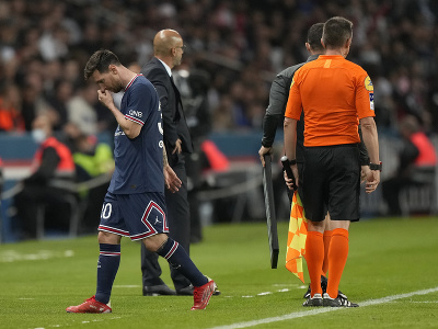 Lionel Messi nebol nadšený