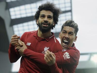 Mohamed Salah a Roberto