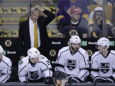 Darryl Sutter na lavičke