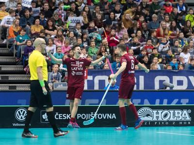 Radosť Lotyšska