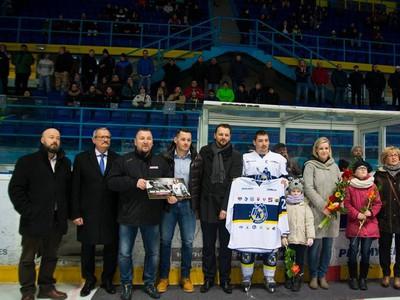 Vicemajster sveta Ľubomír Vaic sa v Spišskej Novej Vsi rozlúčil s kariériou