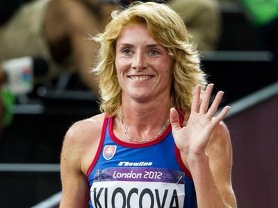 Lucia Klocová vo finále