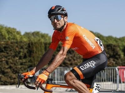 Španielsky cyklista Luis Ángel