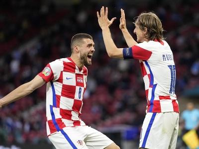 Mateo Kovačić a Luka