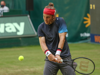 Slovenský tenista Lukáš Lacko