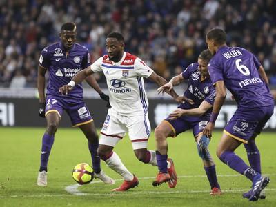 Mousa Dembélé a Yannick