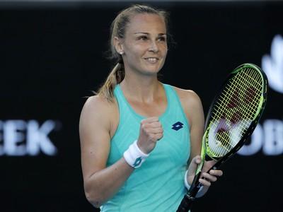 Magdaléna Rybáriková postúpila do osemfinále Australian Open