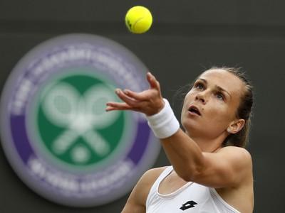 Slovenská tenistka Magdaléna Rybáriková