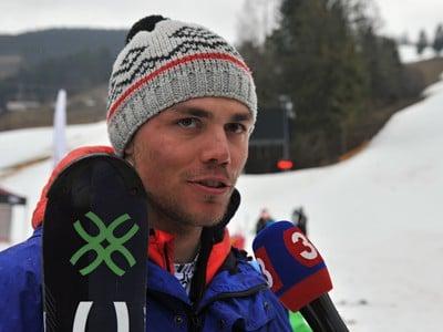 Slovenský lyžiar Matej Falát vyhral slalom mužov