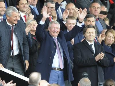 Alex Ferguson sa vrátil