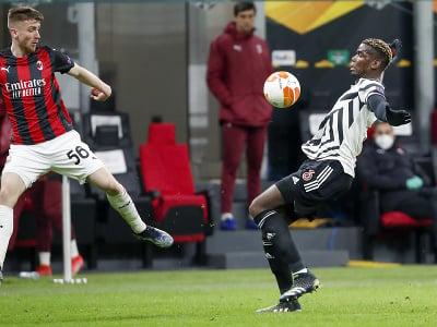 Paul Pogba a Alexis