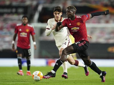 Paul Pogba a Gonzalo Villar