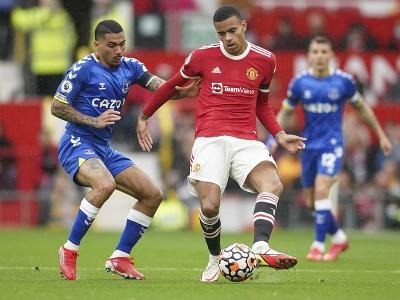 Hráč Manchesteru United Mason