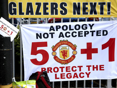 Napätie v Manchestri United: