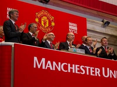 Vedenie Manchester United počas