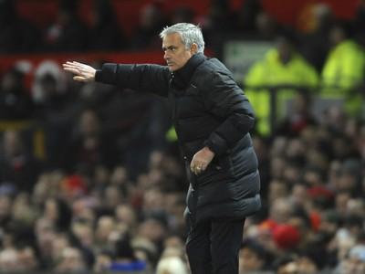 José Mourinho bol opäť