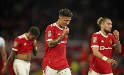 Sklamaní hráči Manchestru United