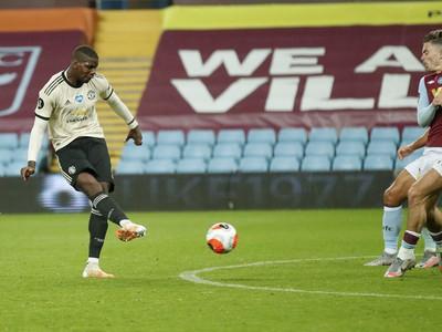 Paul Pogba dáva gól