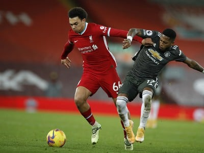 Fred a Trent Alexander-Arnold