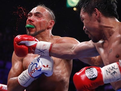 Manny Pacquiao zobral opasok