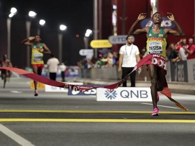 Maratónske a chodecké súťaže